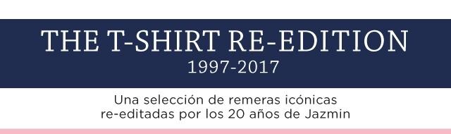 REMERAS 20 AÑOS